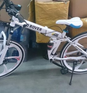 Велосипед рендж ровер