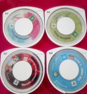 Игры для PSP лицензионные