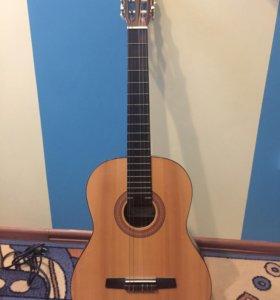 Классическая гитара HOHNER с чехлом Rockbag