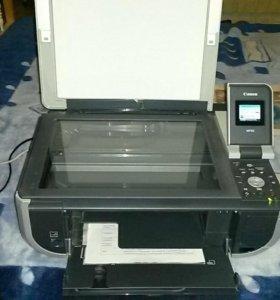 Фотопринтер Canon Inkjet MP510 Printer