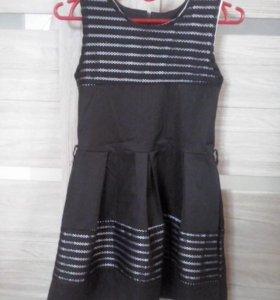 Платье+кофточка