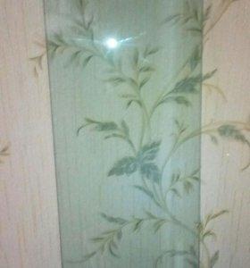 Зеркала и стеклянные полки мебельные