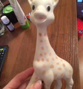Игрушки жирафик Софи