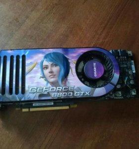 GeForce 8800gtx на запчасти