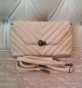 Женская сумка клатч кроссбоди новая 👜