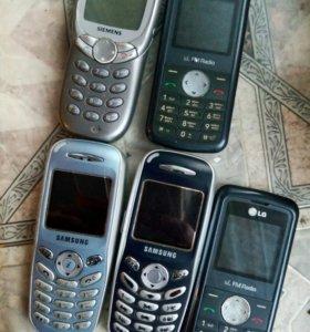 Телефоны на зап.части
