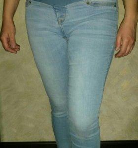 Для беременных джинсы H&M