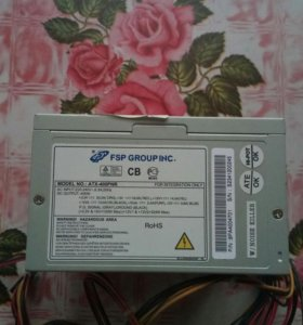 Блок питания FSP ATX-400PNR
