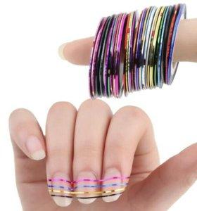 Дизайн ногтей!!