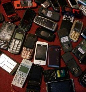 Зап. части для телефонов