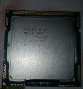 Процессор INTEL i3 2,93Ghz