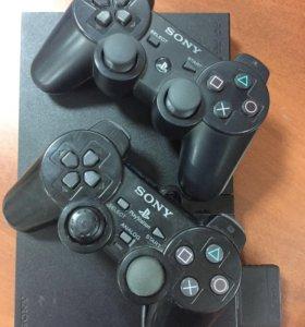 Игровая приставка Sony PS2