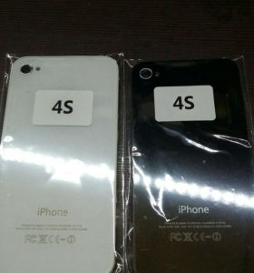 Замена крышки на iPhone