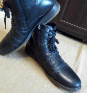 Ботинки 45 р-р