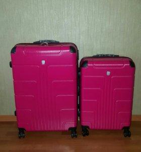 Противоударный чемодан из ПОЛИКАРБОНАТА