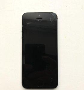 Продам iPhone 5s.