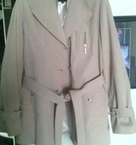 Пальто-плащик.Новый