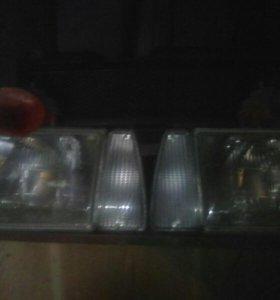 Бампера,Фары,сигналы,ошивка,самбуфер на ваз 2108