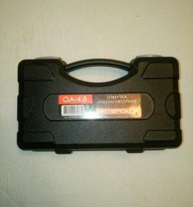 Отвертка аккумуляторная интерскол ОА-4,8