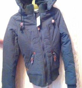 Куртка для мальчика 10-12 лет