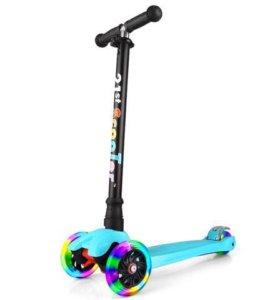 Самокат scooter Maxi Новый Доставка