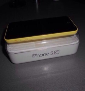 iPhone 5C 16 GB Yellow