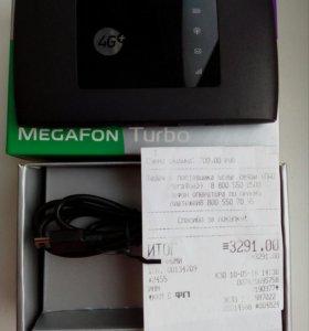 Модем MEGAFON TURBO+SIM