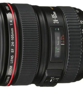 CANON EF 24-105 mm f4L IS