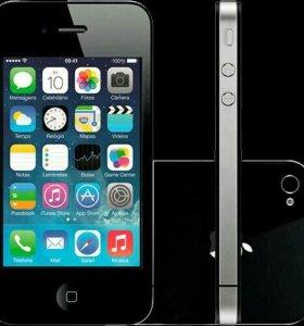 Новый iPhone 4s 16GB , Гарантия