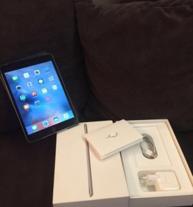 IPad mini 3 WI-FI Cellular 16GB Space Gray