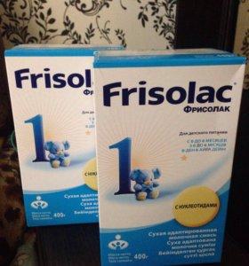 Детская молочная смесь Frisolac