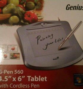 Графический планшет Genius