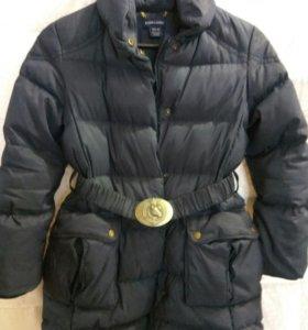 Пальто RALPH LAUREN 8-10лет