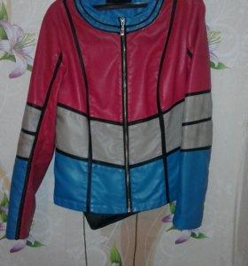 Куртка (кожанка)