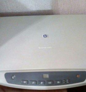 Сканер hp 4500 c