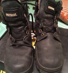 Мужские зимние ботинки Patrol