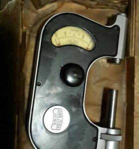 Микрометр 25-50мм