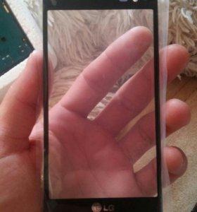 сенсорное стекло LG Leon H324