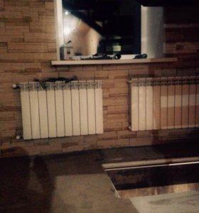 Монтаж систем отопления канализации и водоправода