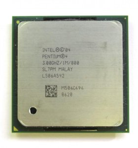 Intel Pentium 4 530 3.00 GHz(1024KB 800 MHz)