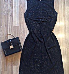 Черное платье👗