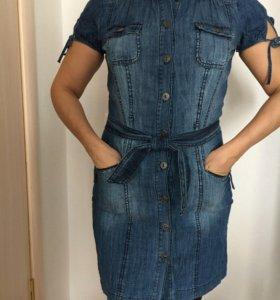 Джинсовое платье Bandolera