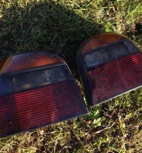 Задние фонари на Golf3