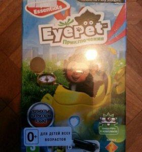 Игра EyePat с PSP-КАМЕРОЙ для PSP