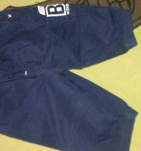 Спортивные штанишки 56_62см
