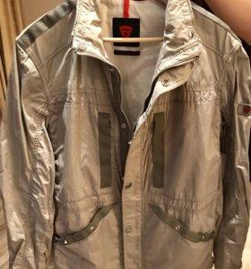 Ветровка куртка Strellson, 52-54, хлопок