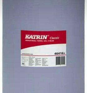 Бум полотенца в рулонах Katrin Classic XXL Blue