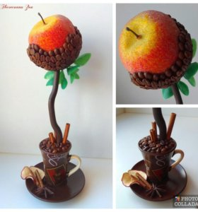 Кофейное деревце!))