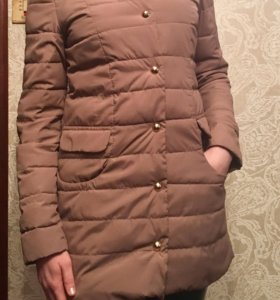 Пальто Шанэлька на синтепоне б/у