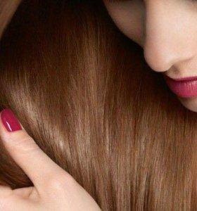 Процедура для роста и питания волос